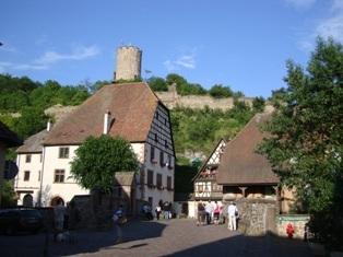 kaysersberg2012juin-chateau.JPG